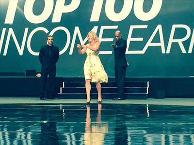 Ronda Coallier top 100